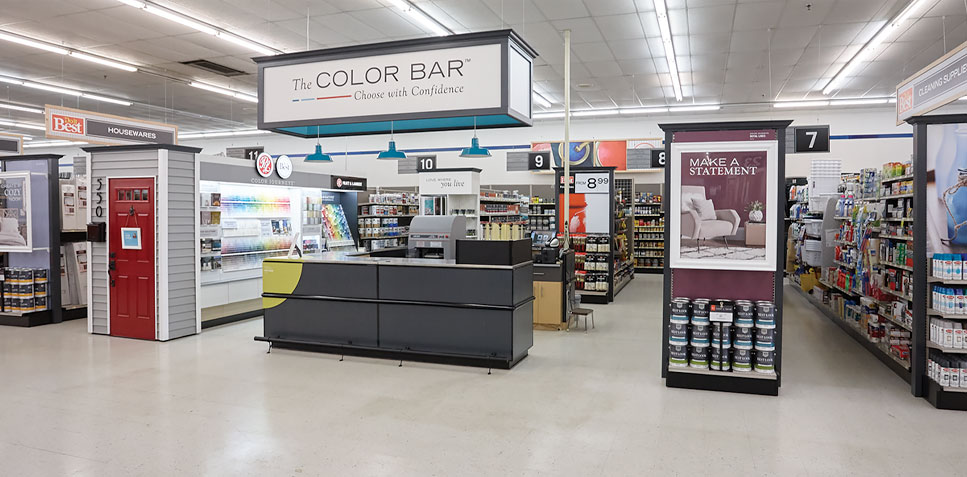 The Color Bar